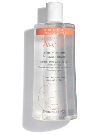 Micellar Lotion Cleanser & Make-Up Remover